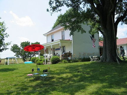 McKee farmhouse