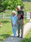 Anna Myers & son Tom McKee