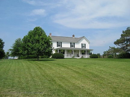 Jane Thomas' house
