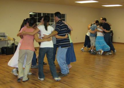 Grayson County set dance workshop 07 cropped