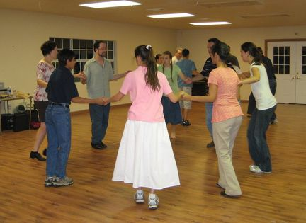 Grayson County set dance workshop 06 cropped