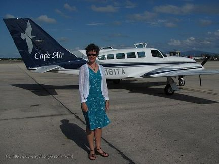 Susan and the Cessna