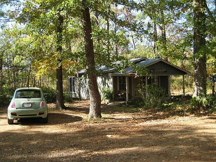 Water Lily cabin in Uncertain  TX 01