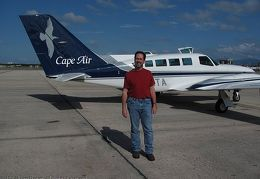 Michael and the Cessna