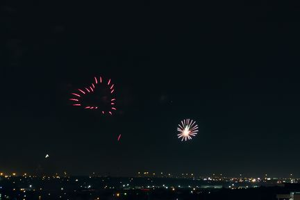 Fireworks July 4th Fort Worth 2016-7386