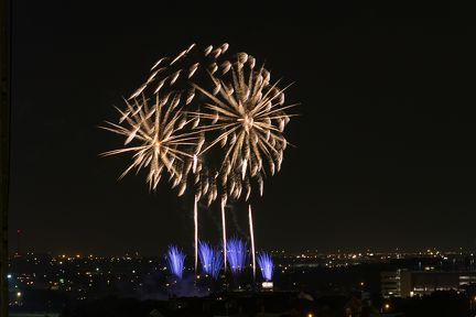 Fireworks July 4th Fort Worth 2016-7460