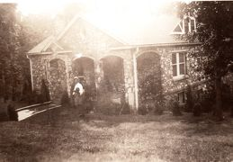 fieldstone house - DH Brantley - built by Uncle Walter Braswell