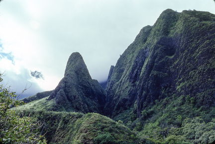 1977 Hawaii Iao Needle