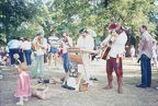 1984 Scarborough Faire musicians