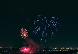 Fireworks July 4th Fort Worth 2016-7417