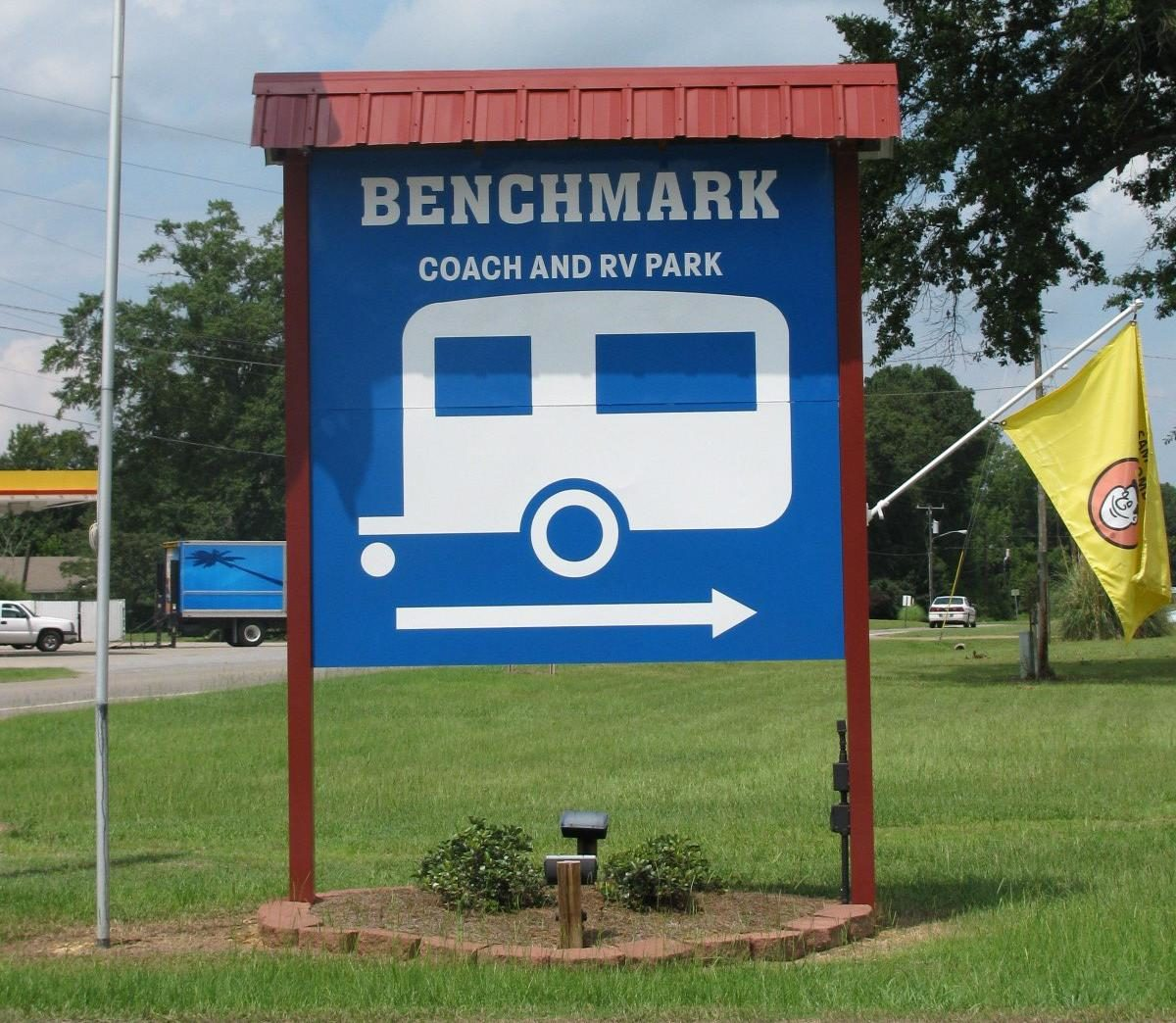 Benchmark Coach & RV Park in Meridian MS