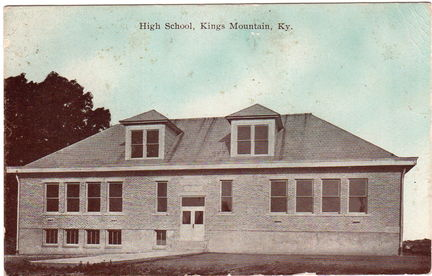 Kings Mountain (Kentucky) Graded School, Dist 53