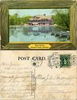 1907 Boat House Lincoln Park Chicago